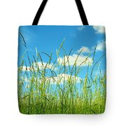 Great Fields Tote Bag