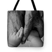 Great Grandpa's Love Tote Bag