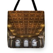 Great Hall St. Louis Central Library Tote Bag