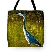 Great Heron Tote Bag