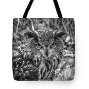 Great Horned Owl V7 Tote Bag