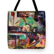 Great Is Peace Tote Bag