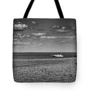Great Lakes Boating Tote Bag
