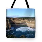 Great Ocean Road, Australia - Panoramic Tote Bag