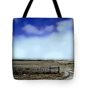 Great Plains Winter Tote Bag