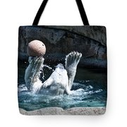 Great Polar Catch By Willie Tote Bag