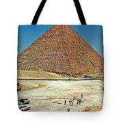 Great Pyramid Of Giza Tote Bag