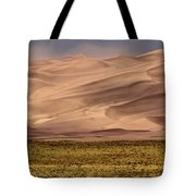 Great Sand Dunes In Colorado Tote Bag