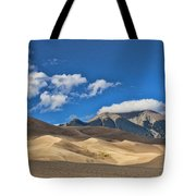 The Great Sand Dunes National Park 2 Tote Bag