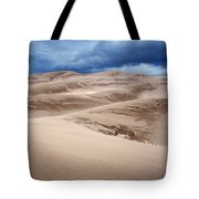 Great Sand Dunes National Park In Colorado Tote Bag