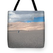 Great Sand Dunes Park Tote Bag
