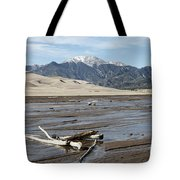 Great Sand Dunes Two Tote Bag
