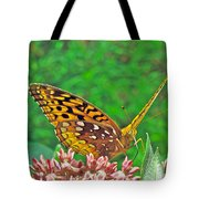 Great Spangled Fritillary Butterfly - Speyeria Cybele Tote Bag