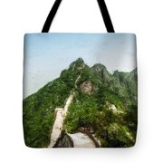 Great Wall 0033 - Acanthus Tote Bag
