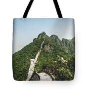 Great Wall 0033 - Pastel Chalk 2 Sl Tote Bag