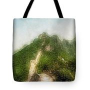 Great Wall 0033 - Traveling Pigments Sl Tote Bag