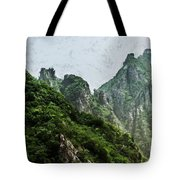 Great Wall 0043 - Acanthus Hp Tote Bag