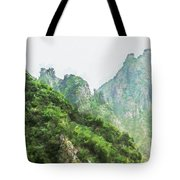 Great Wall 0043 - Oil Stain Sl Tote Bag