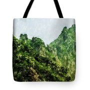 Great Wall 0043 - Pastel Pencils Hp Tote Bag