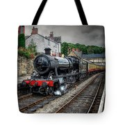 Great Western Locomotive Tote Bag