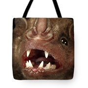Greater Spear-nosed Bat Tote Bag