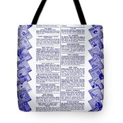 Greatest Selling Books Tote Bag