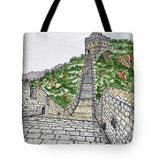 Greatest Wall Ever Tote Bag