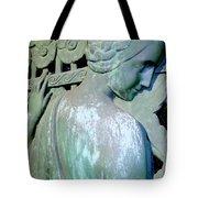 Grecian Goddess Tote Bag