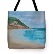 Grecian Sea Tote Bag