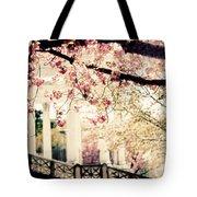 Grecian Spring Tote Bag