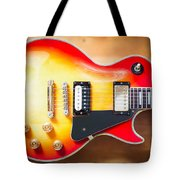 Greco Guitar Body Tote Bag