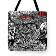 Greed Is A Human Issue Tote Bag