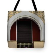 Greek Architecture Tote Bag