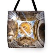 Greek Chapel Tote Bag