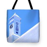 Greek Details Tote Bag