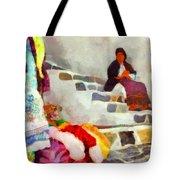 Greek Handicrafts I Tote Bag