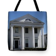 Greek Revival House - New London Ct Tote Bag