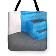 Greek Stairs Tote Bag