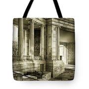 Greek Theatre 7 Golden Age Tote Bag