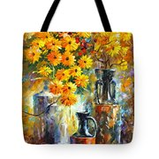 Greek Vases Tote Bag