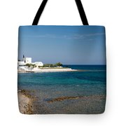 Villa By The Sea Tote Bag