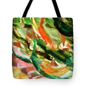 Green 5  Tote Bag