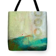 Green And Red 2 Tote Bag