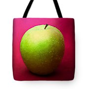 Green Apple Whole 1 Tote Bag