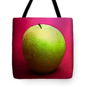 Green Apple Whole 2 Tote Bag