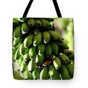 Green Bananas Tote Bag