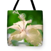 Green Bubble Dream Tote Bag