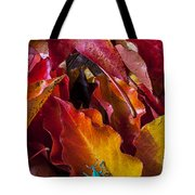 Green Bug Tote Bag by Garry Gay