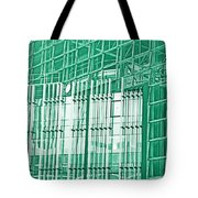 Green Business Tote Bag
