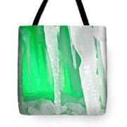 Green Cave Tote Bag